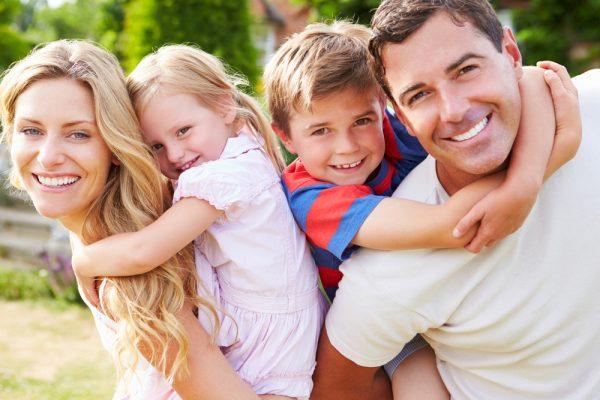 Grenzgängerversicherung - Wie versichere ich meine Familie